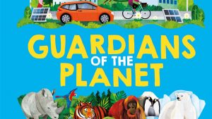 Guardians of the Planet book front cover