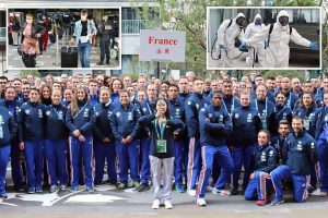 Fears coronavirus arrived in Europe in OCTOBER 'when French athletes at World Military Games in Wuhan brought it home'