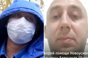 Third Russian doctor 'falls' from hospital window just hours after complaining of PPE shortages and being forced to work