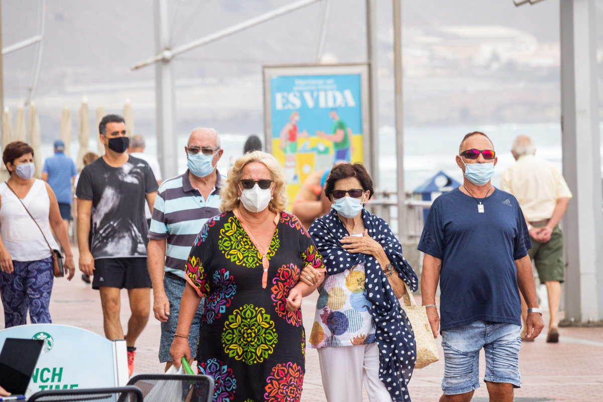Coronavirus 'super-spreader' infects not less than 140 folks on Gran Canaria amid fears island might go into complete lockdown