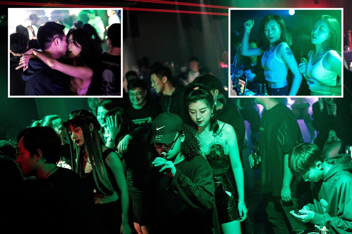 Chinese language clubbers dance in Wuhan disco as coronavirus floor zero has 'NO recorded instances' simply as second wave hits UK