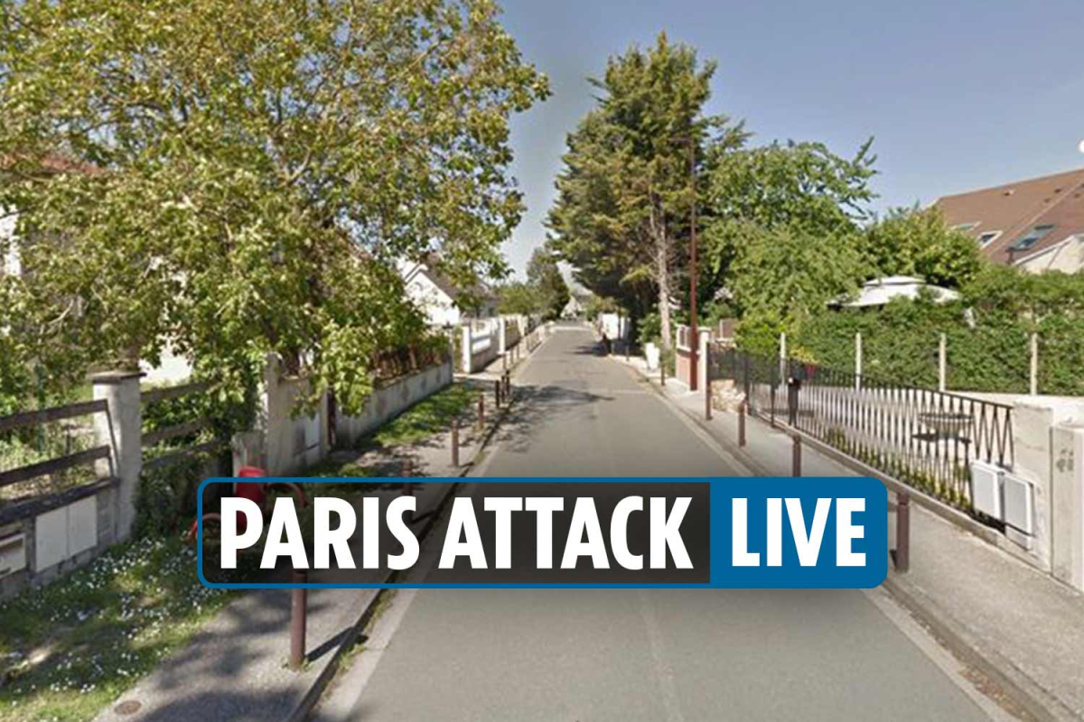 Paris beheading assault – 'Instructor' DECAPITATED in road outdoors college earlier than cops kill maniac 'carrying bomb vest'