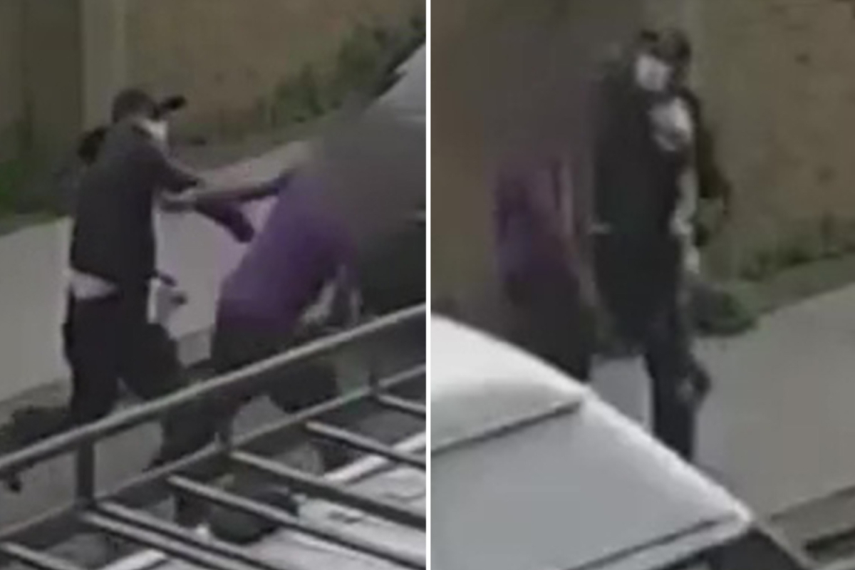 'Upbeat' boy, 19, completely blinded after stranger threw cup of acid over him as cops provide £5,000 reward for attacker