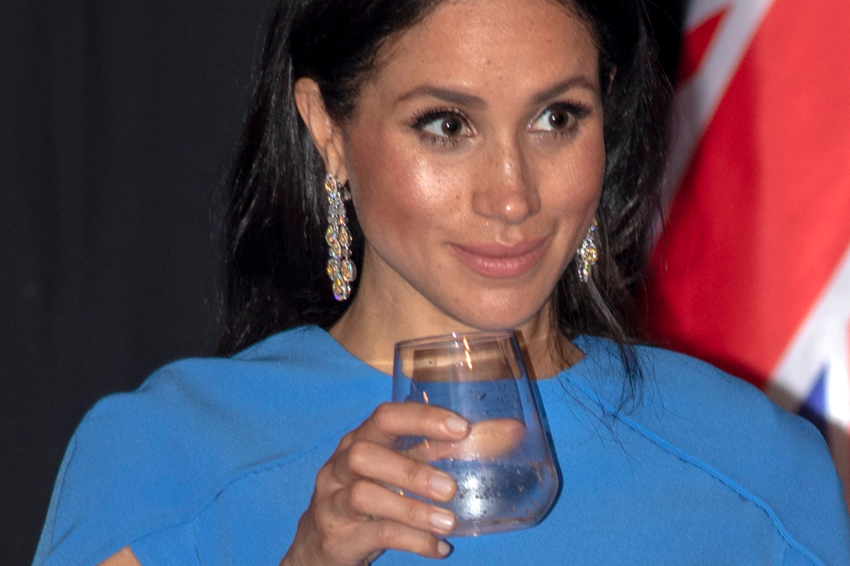 Meghan Markle condemned for carrying 'blood cash' diamond earrings from Saudi prince