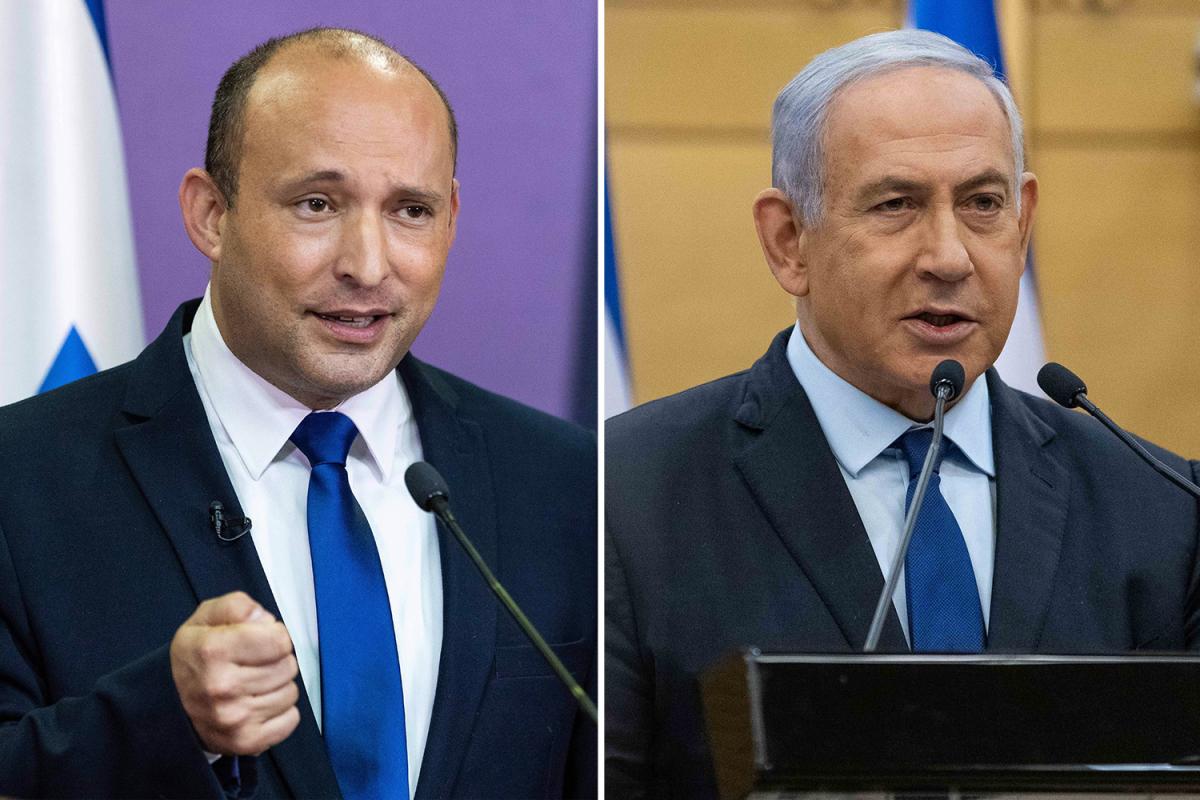 Far-right social gathering chief Naftali Bennett backs essential deal to oust Israel's Prime Minister Benjamin Netanyahu