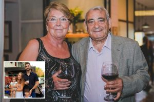 Grandparents killed in cable car crash due to fly to Italy days before fatal ride but flight delayed by Gaza conflict