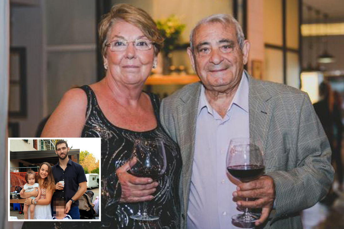 Grandparents killed in cable automobile crash attributable to fly to Italy days earlier than deadly journey however flight delayed by Gaza battle