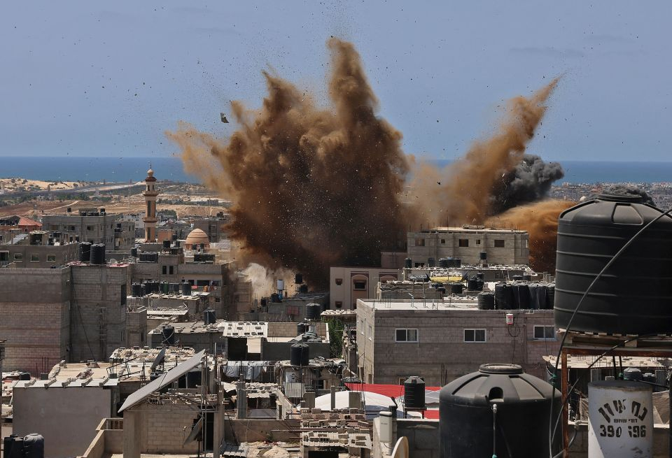 Israel approves ceasefire to finish 11-day bombing blitz in Gaza after greater than 200 deaths