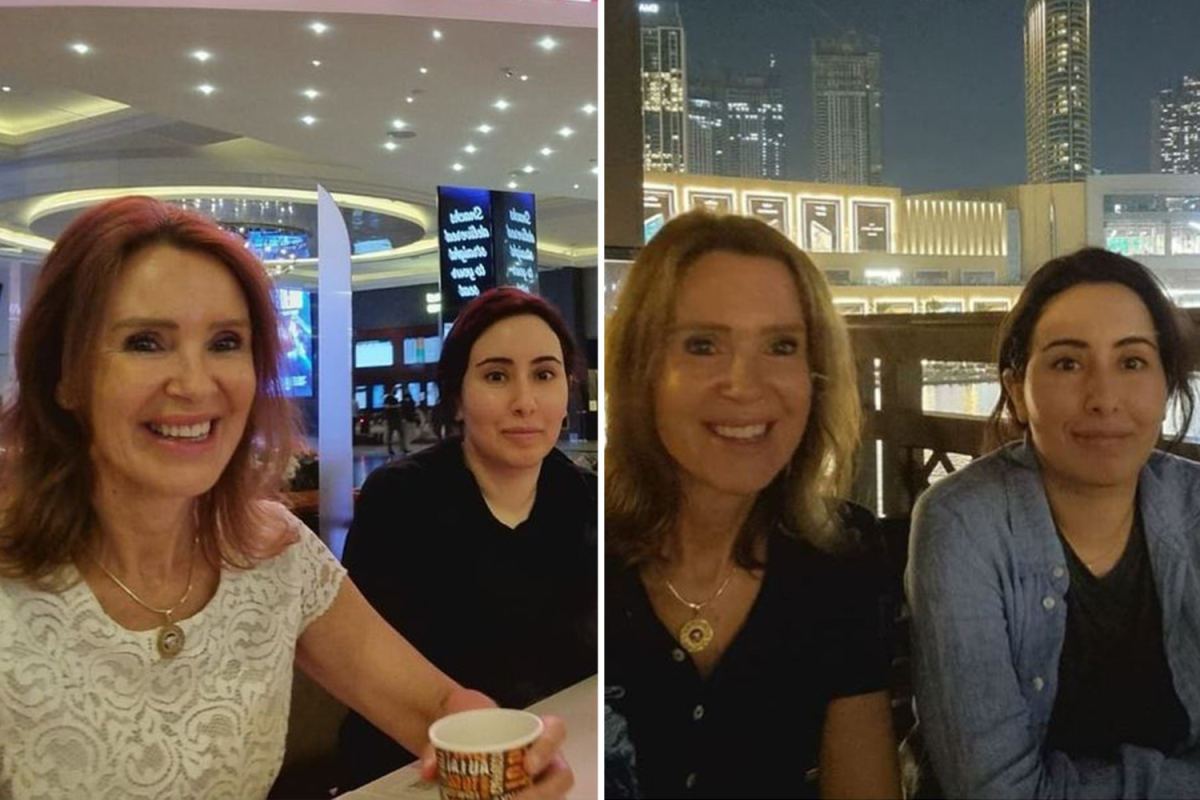 Princess Latifa – Second Dubai picture emerges showing to point out 'hostage' alive after she 'referred to as friends to say she's secure'