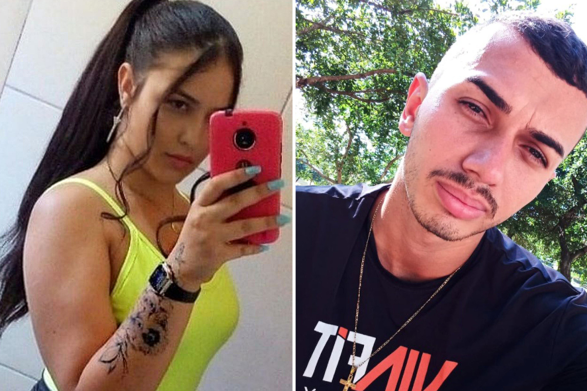 Girl, 20, stabbed boyfriend, 24, to loss of life with shisha pipe needle after row over 'samosa'