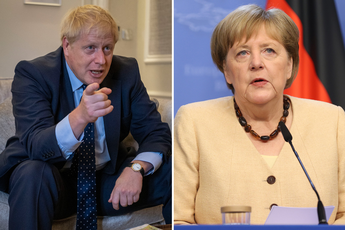 Boris Johnson to induce Angela Merkel to DROP EU-wide quarantine for Brit vacationers as UK leads Covid pressure analysis