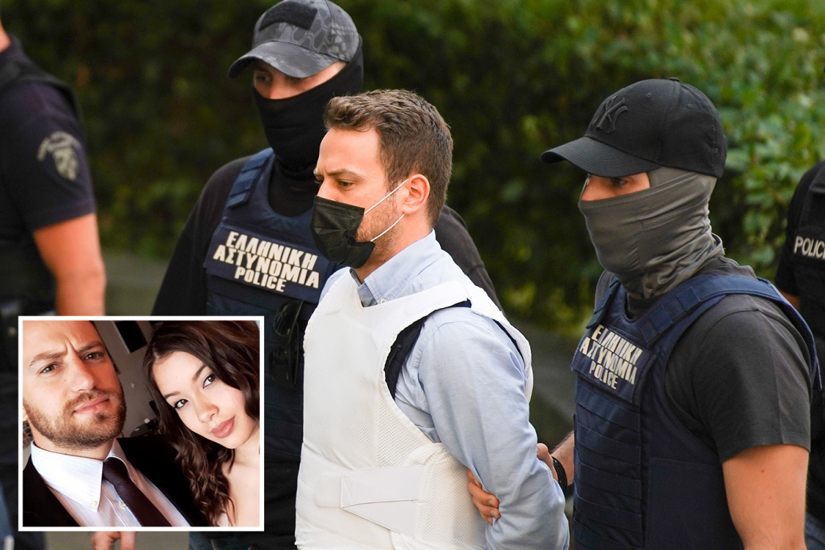 Caroline Crouch's shameless husband says 'I want I may return, however I can't' after making an attempt accountable HER for homicide