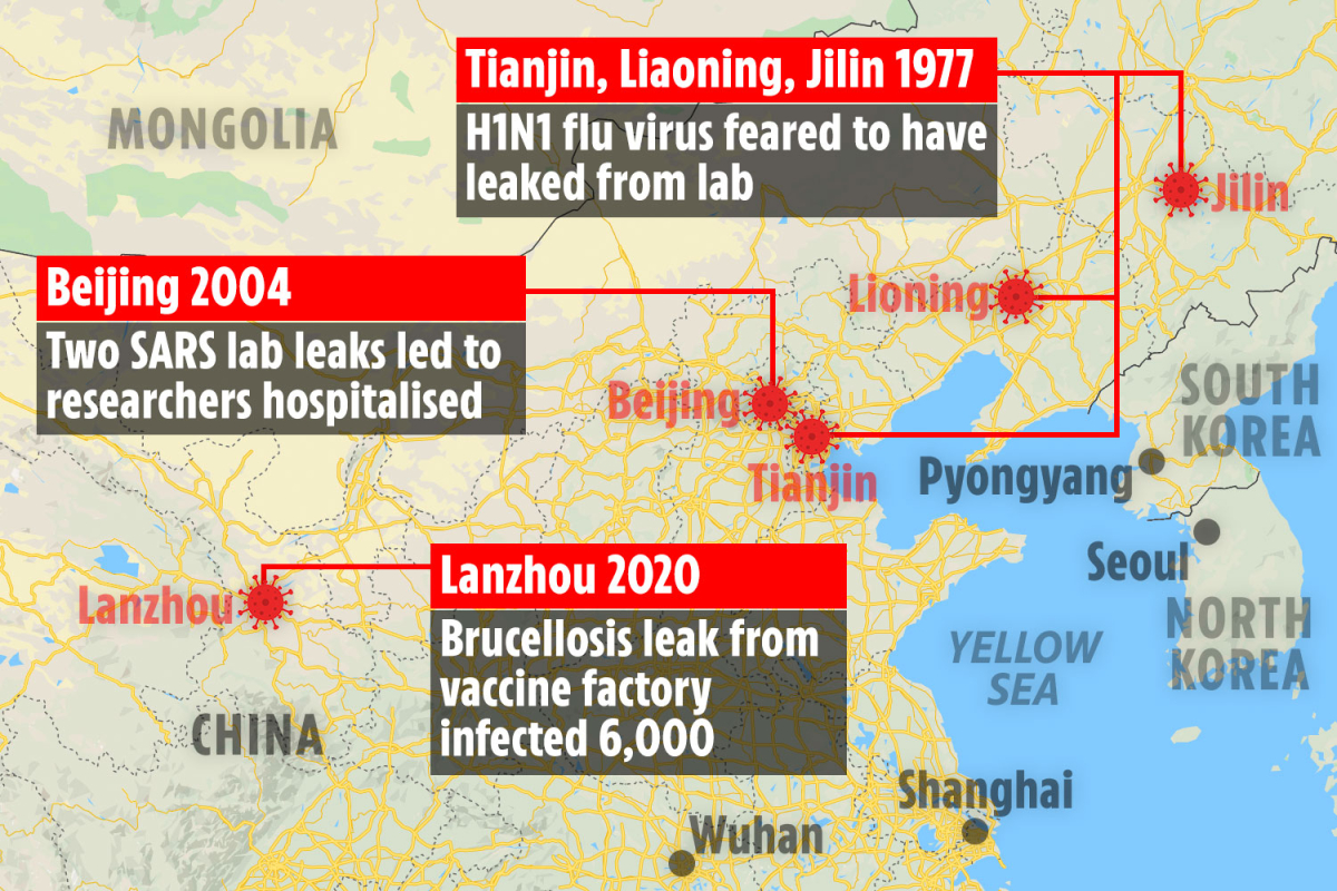 China's gung ho biolabs have 'REPEATEDLY launched lethal viruses onto the world' – so Covid 'lab leak' is not any shock