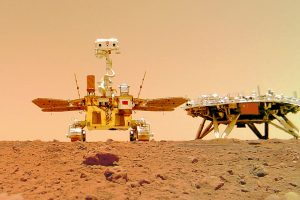 China unveils plans for Mars base, 'sky ladder' and fleet of spaceships in ambitious plan to DOMINATE space by 2043