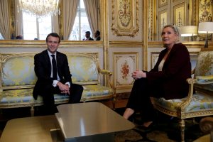 Emmanuel Macron's party suffers a blow in France's local elections as Le Pen fails to breakthrough