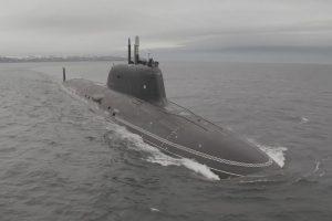 G7 summit – Fears Russian cruise missile sub is stalking Cornish coast as meddling Putin tests Boris and Biden