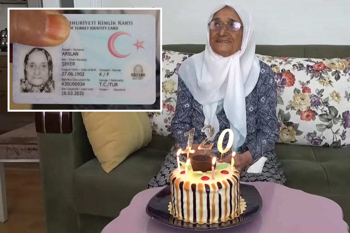 Gran is 'world's oldest individual after turning 119' because of weight loss plan of butter, honey, cheese and a boiled egg each morning