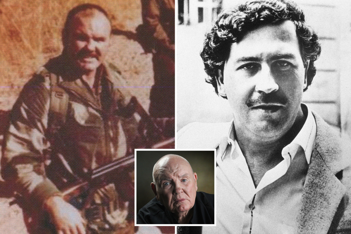 I went from pub landlord to SAS hitman despatched to kill Pablo Escobar – as I bled out, I assumed 'what the f*** am I doing'