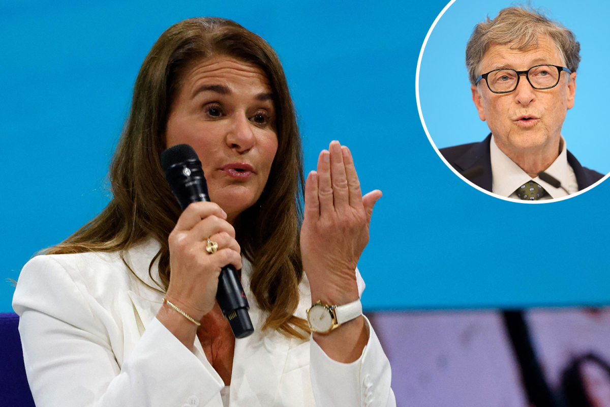 Melinda Gates ditches her wedding ceremony ring for equality discussion board as she's seen for the primary time since Invoice divorce shock