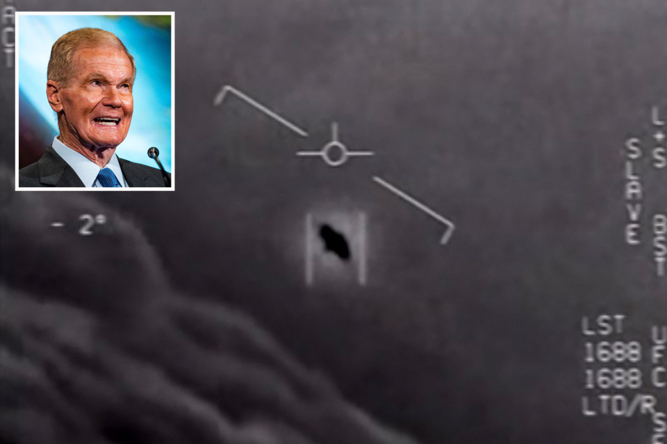 NASA chief Invoice Nelson reveals company IS probing UFOs as bombshell report set to not rule out aliens behind encounters