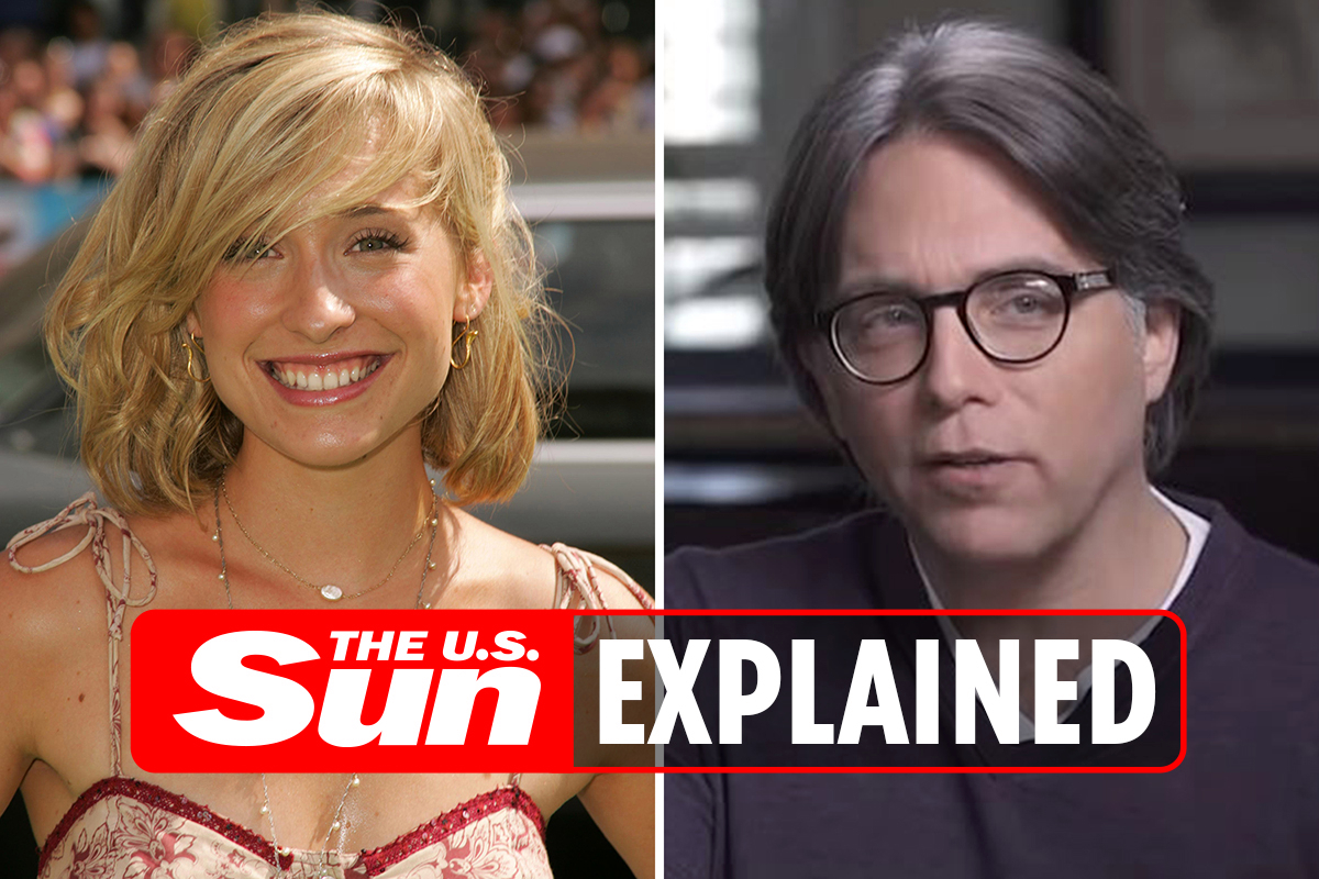 What's the NXIVM intercourse cult?