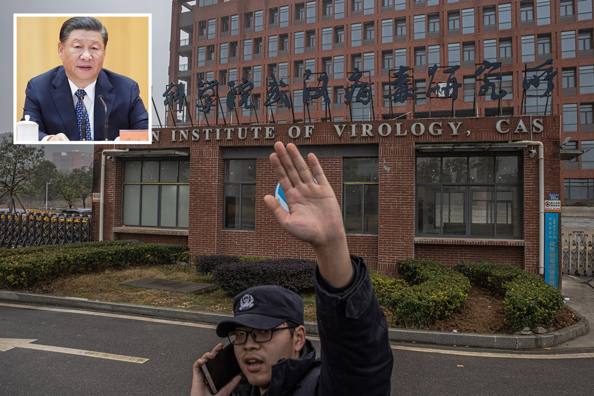 Xi Jinping 'might be OVERTHROWN' if Wuhan lab leak is confirmed as world punishes China for Covid chaos