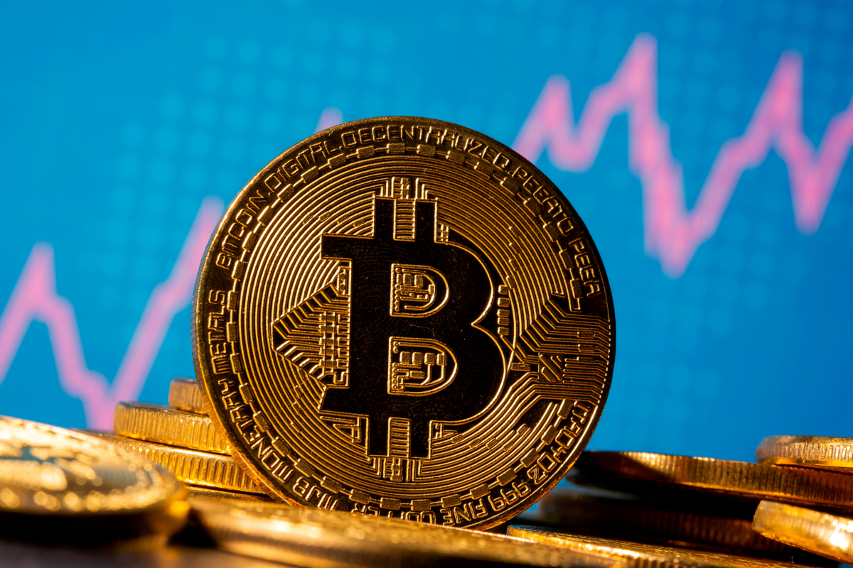 Bitcoin blasted as having 'no inherent value' by world's largest hedge fund boss regardless of worth rocketing by 20 per cent