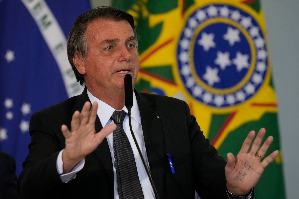 Brazil president Jair Bolsonaro in hospital with ten-day match of HICCUPS as hypothesis grows over his well being