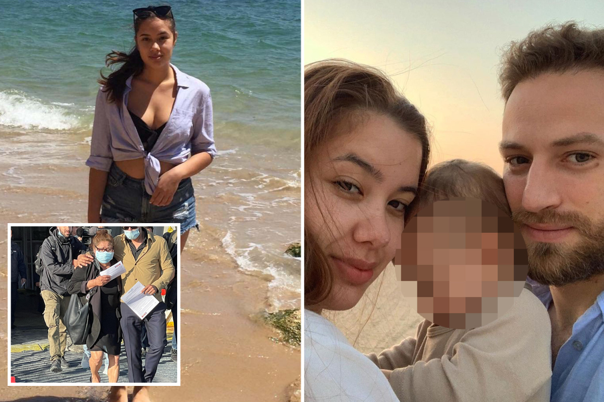 Caroline Crouch's mum gave £17,000 to daughter's killer husband TEN DAYS earlier than he suffocated spouse and lied to cops