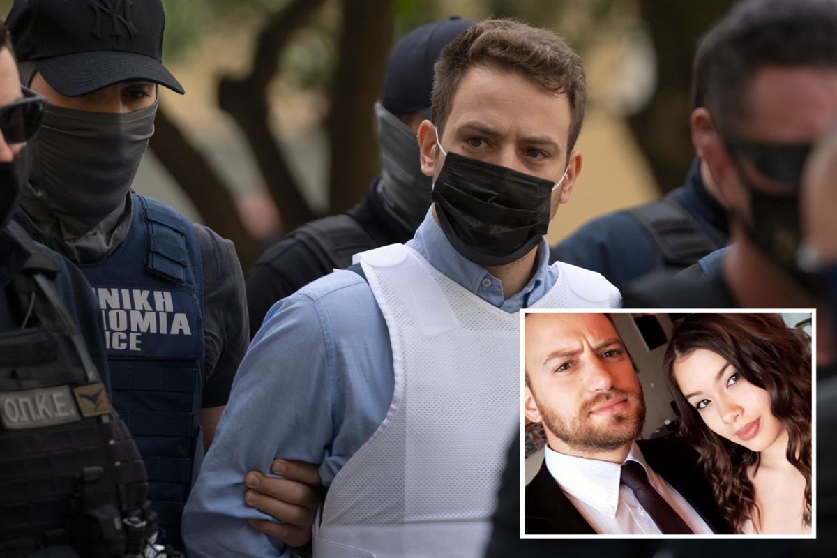 Caroline Crouch cops have been HONOURED in Greece regardless of them taking a month to catch killer husband who strangled her