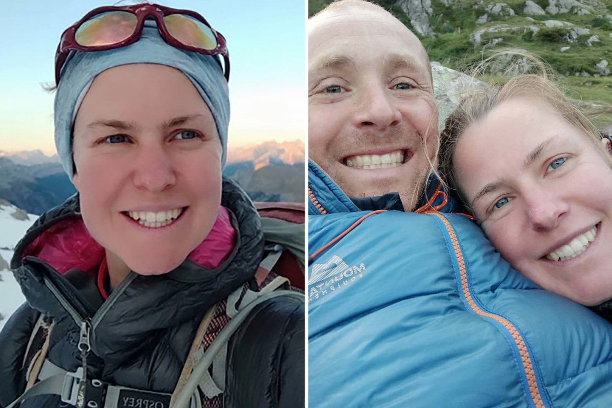 Esther Dingley 'wouldn't depart family members at nighttime if she was alive' says boyfriend in seek for Brit backpacker