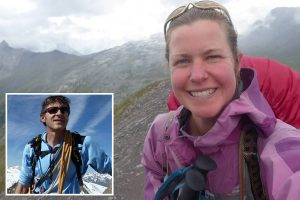 Esther Dingley more likely to have 'lost her way & fallen off a mountain' than be a victim of a crime, expert claims