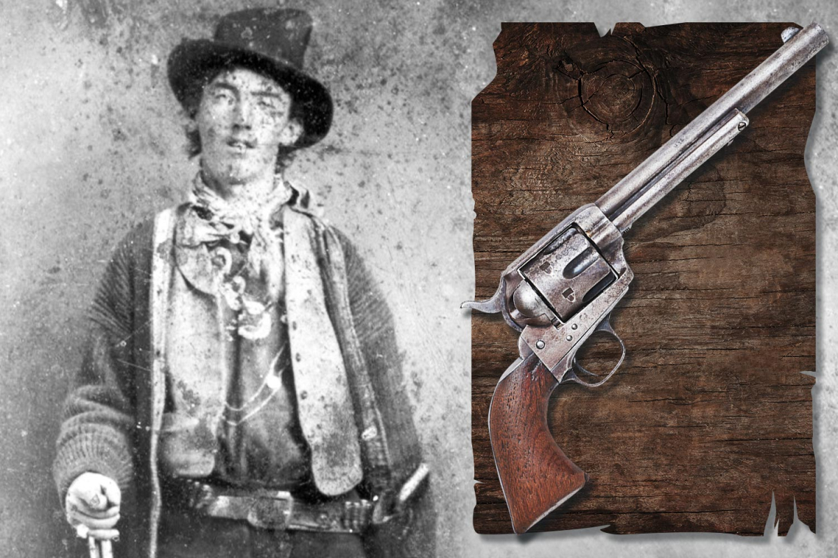 Gun that killed Billy the Child 140 years in the past on sale at public sale for staggering £2.2million