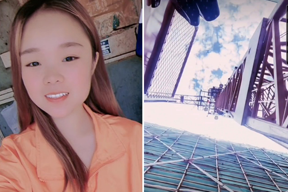 Influencer plunges 160ft to her demise in livestream with cellphone nonetheless in her hand whereas displaying off to followers