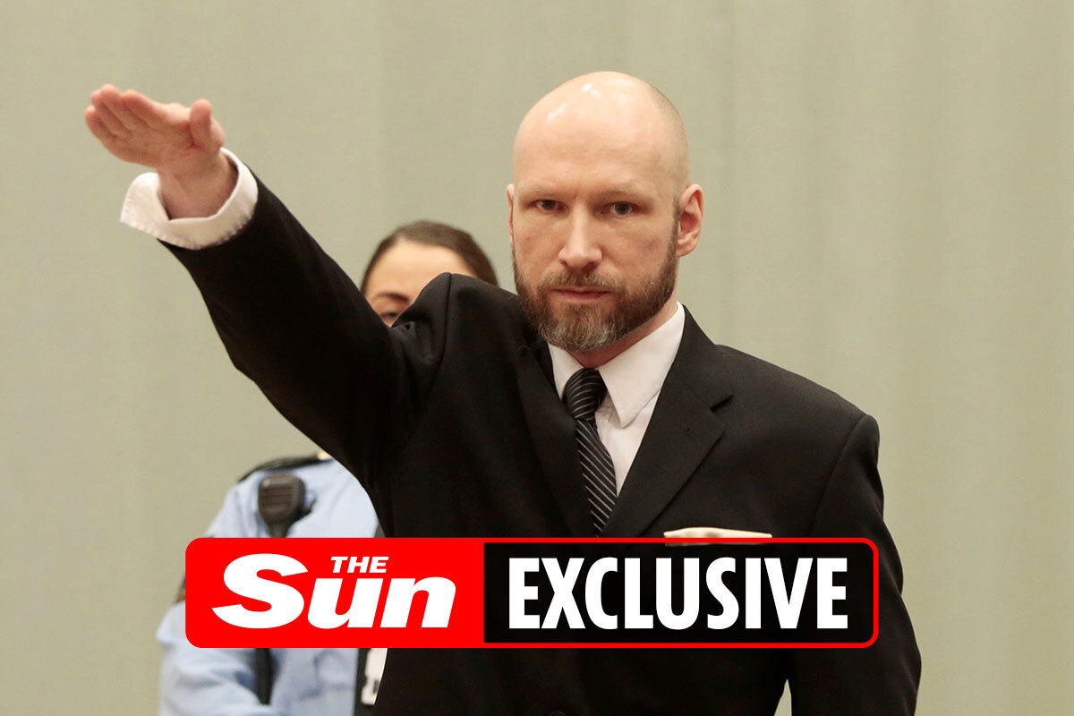 Mass assassin Anders Breivik secretly attempting to pocket £7million by promoting the rights to show his life into a movie
