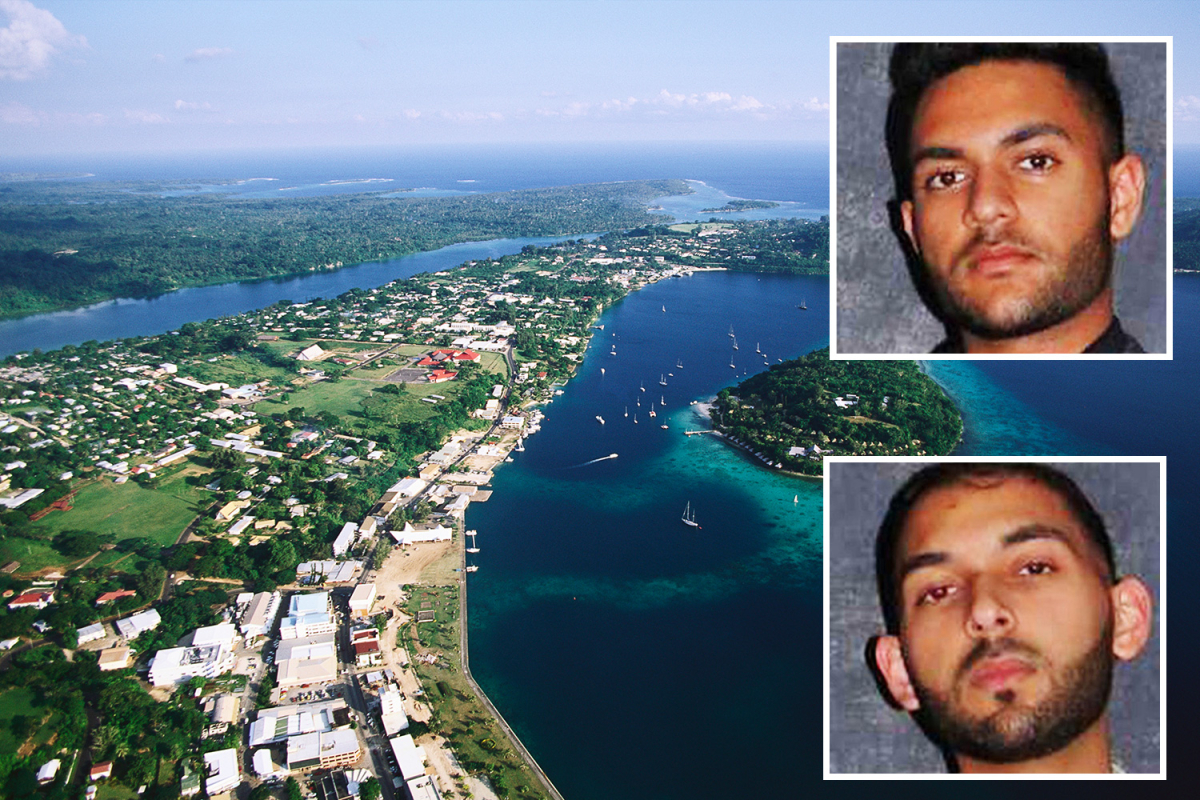 Thriller as Bitcoin dealer brothers who vanished 'with £2.5bn stolen crypto' purchase citizenship on distant tropical island