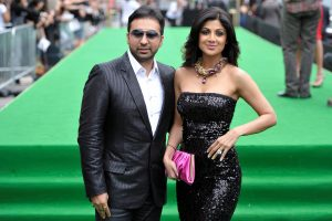 Shilpa Shetty's home raided as cops seize 48 terabytes of 'mostly adult' images after husband's 'porn racket' arrest