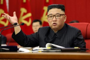 Tubby tyrant Kim Jong-un has shed a whopping three stone, South Korean spies confirm