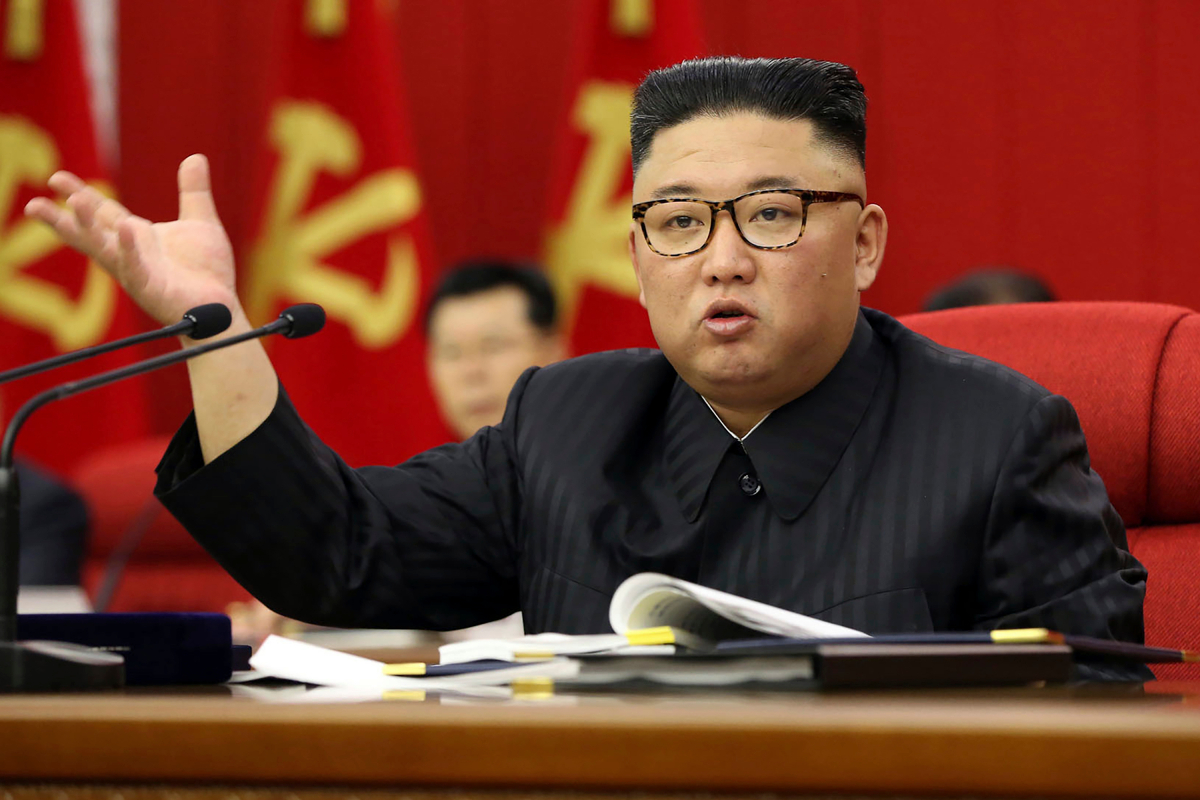 Tubby tyrant Kim Jong-un has shed a whopping three stone, South Korean spies affirm