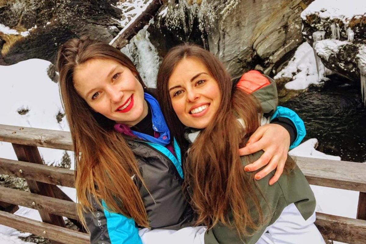 Two younger ladies freeze to loss of life on mountain tour within the Alps 'after sporting mistaken clothes'