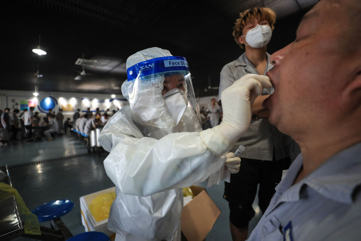 China's worst Covid outbreak since Wuhan surges as circumstances hit six-month excessive and a 3rd metropolis is sealed off