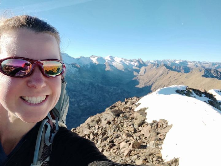 Esther Dingley fell 100ft to her dying after slipping on rocky ledge in worn mountaineering footwear, cops consider