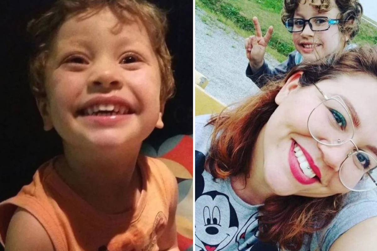 Heartbreaking be aware of boy, 7, saved chained in wardrobe & compelled to write down 'I'm a horrible son' by mum 'who murdered him'