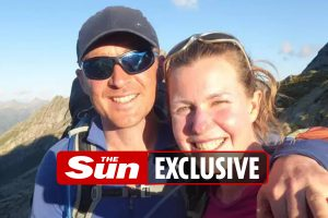 Hiker Esther Dingley's boyfriend quizzed 'at length' by cops after finding her body