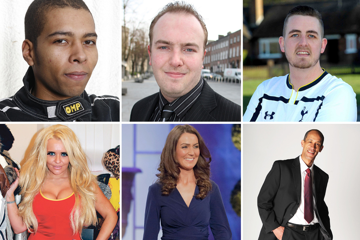 World's worst lookalikes cashing in on their well-known 'doppelgangers'… can YOU guess who they're?