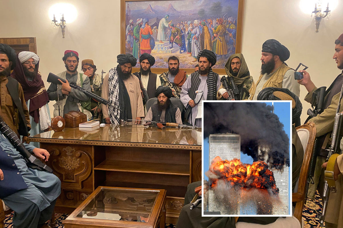 Al-Qaeda have fun Taliban's victory for 'breaking America's again' amid fears Afghan could possibly be base for 9/11-style assault