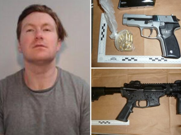 Gun supplier, 30, who was certainly one of UK's most needed males jailed after Christmas Day meal arrest