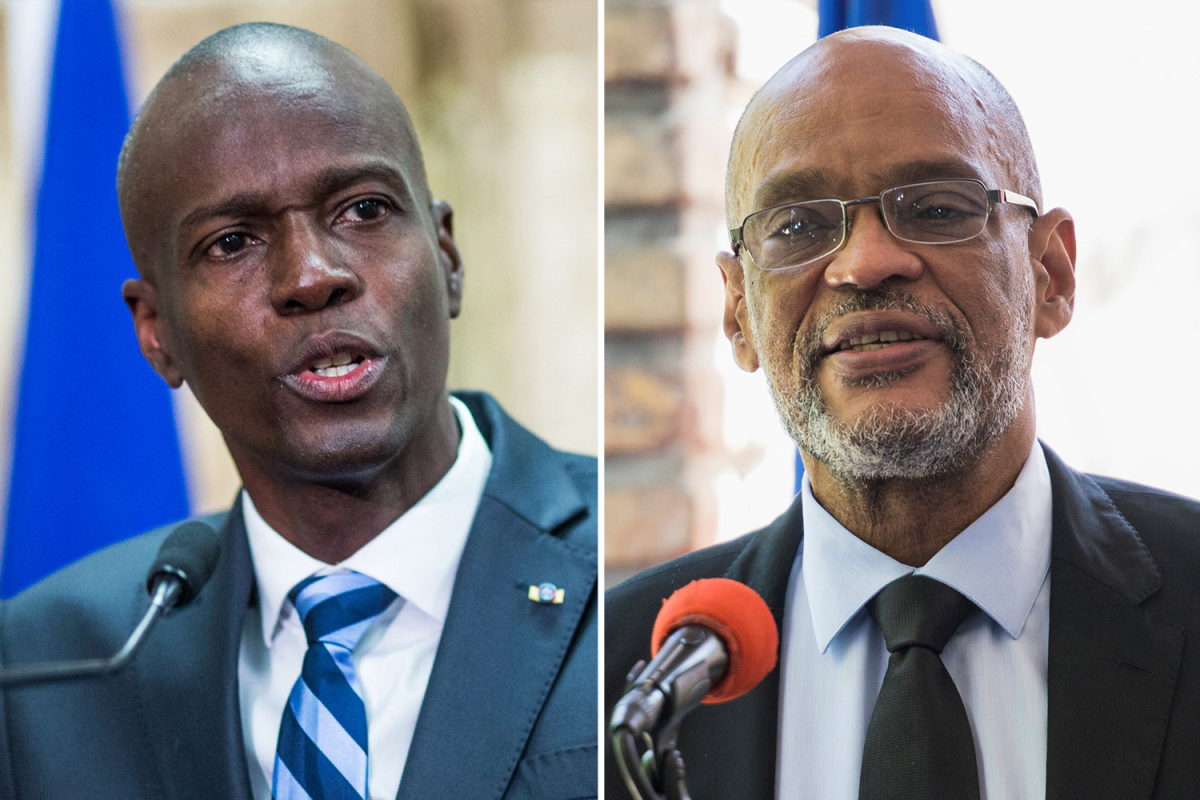 Haiti's prime minister Ariel Henry faces prosecution after President Jovenel Moise assassinated by 'mercenaries'