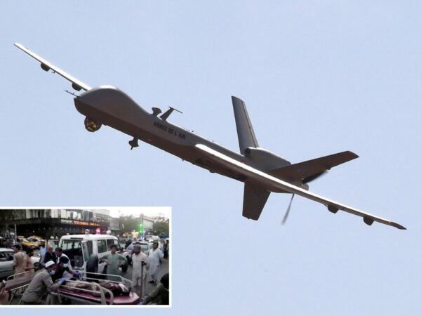 ISIS-Ok militant 'immediately linked' to Kabul suicide blast killed in US drone strike, Pentagon reveals