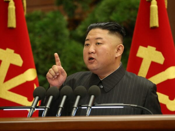 Kim Jong-un 'ramps up uranium manufacturing for nukes days after ballistic missile launches in chilling risk to West'